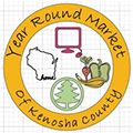 Year Round Market of Kenosha County Logo